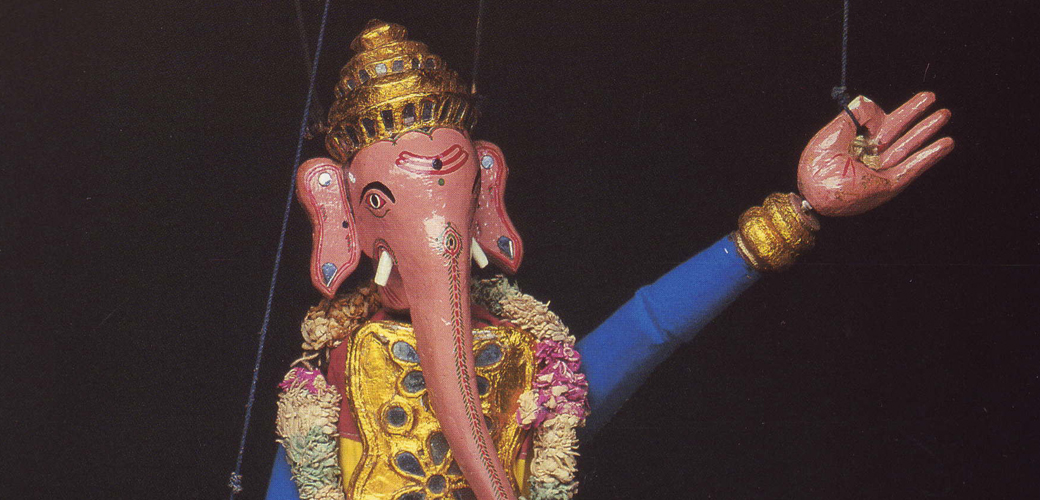 WPM 1986 Puppetry of India Resources