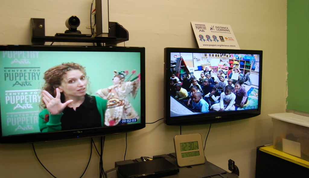 Center for Puppetry Arts Digital Learning