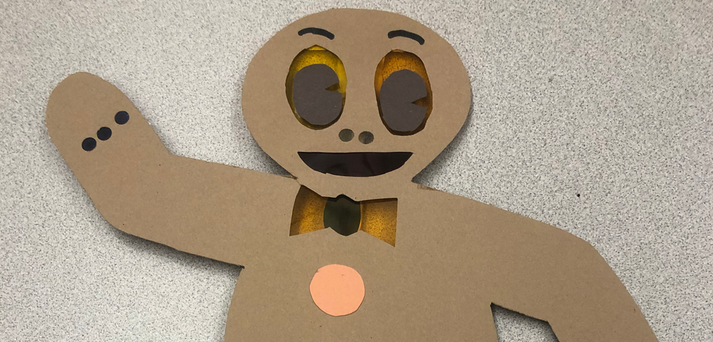 Gingerbread Man capw Resource