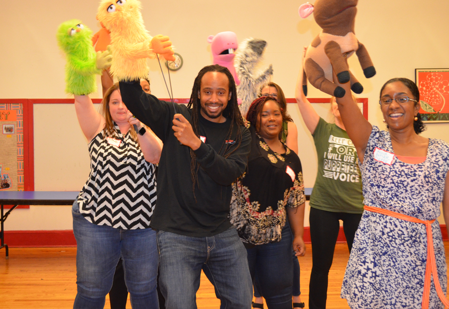 Membership at the Center for Puppetry Arts