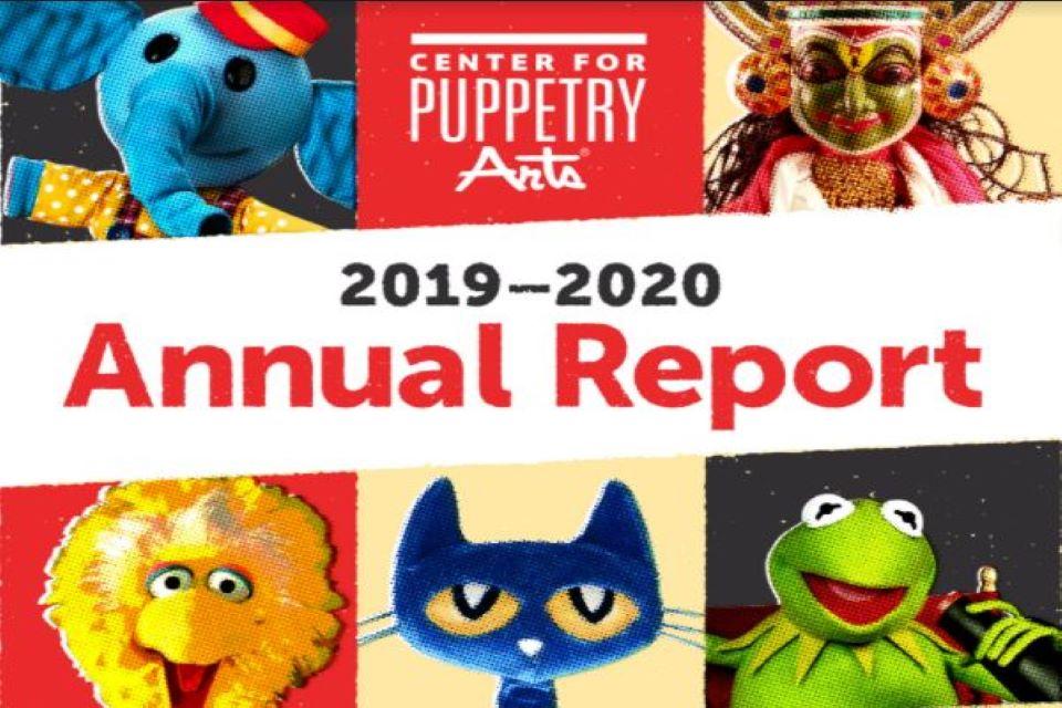 19 20 Annual Report Cover
